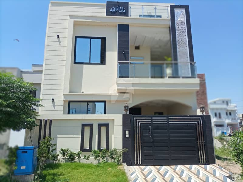 Buy your ideal 5 Marla House in a prime location of Gujranwala