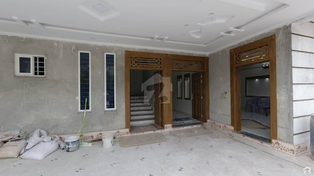 Double Storey Brand New House For Sale In Cbr Town Phase 1 Islamabad.