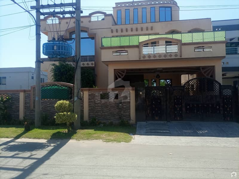 Ideal 1 Kanal House has landed on market in DC Colony, Gujranwala