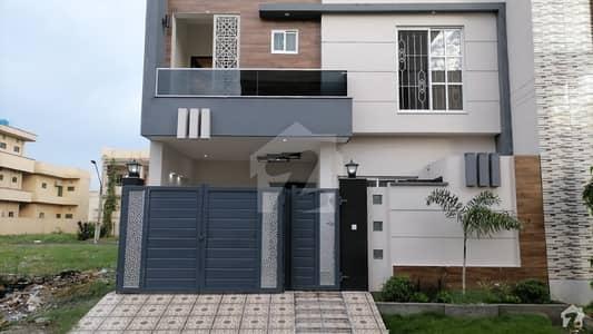 5 Marla Double Storey House For Sale in Punjab University Society Phase 2 Block C