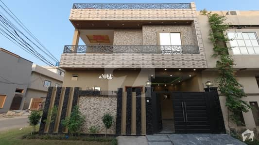 بسم اللہ ہاؤسنگ سکیم لاہور میں 5 کمروں کا 5 مرلہ مکان 1.2 کروڑ میں برائے فروخت۔