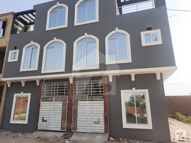 3 Marla Brand New Double Storey House For Sale