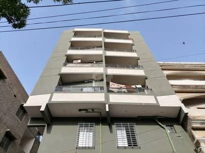 منظور کالونی کراچی میں 2 کمروں کا 4 مرلہ فلیٹ 36 لاکھ میں برائے فروخت۔