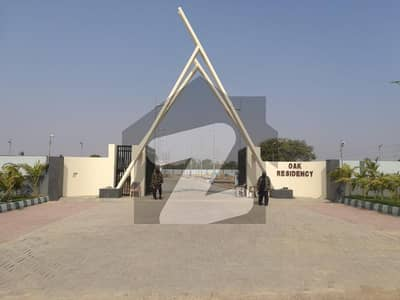 Book your 120 Sq. Yd. Residential Plots in the Heart of Karachi, Pakistan.