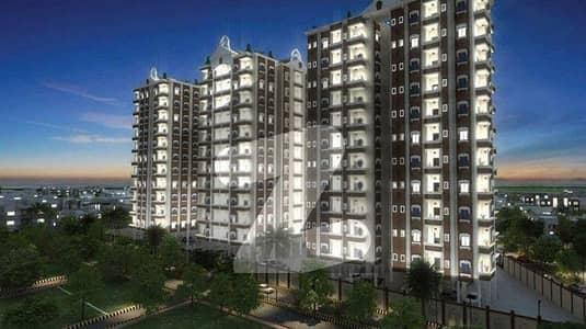 امان گالف ویو جناح ایونیو کراچی میں 8 مرلہ فلیٹ 1.83 کروڑ میں برائے فروخت۔