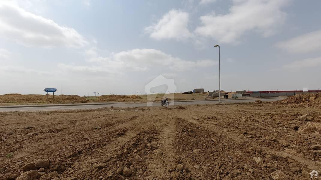 Bahria Hills Precent 9 500 Sq Yards Plot For Sale In Bahria Town Karachi