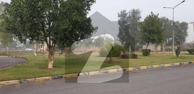 بیکن ہاؤس سوسائٹی - بلاک بی بیکن ہاؤس سوسائٹی لاہور میں 10 مرلہ رہائشی پلاٹ 84 لاکھ میں برائے فروخت۔