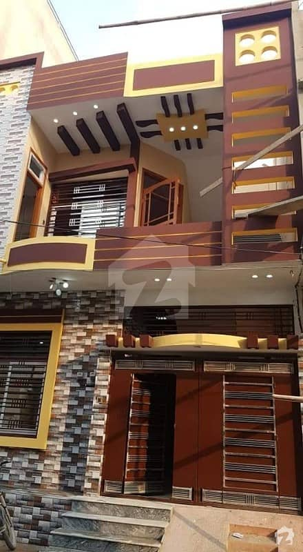 Reserve A Centrally Located House Of 900 Square Feet In Model Colony - Malir