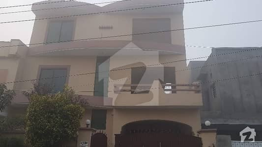 10 Marla Double Storey Owner Own Well Built House For Sale Ideal For Big Family Ideally Located With All Amenities Nearby