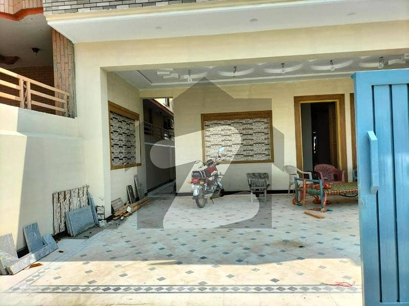 14 Marla Doable Storey House For Sale In Cbr Phase 1
