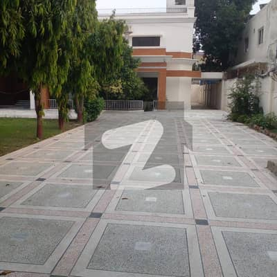 4 Kanal House For Rent In Muslim Town