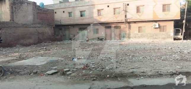 ملتان روڈ لاہور میں 2 مرلہ کمرشل پلاٹ 44 لاکھ میں برائے فروخت۔