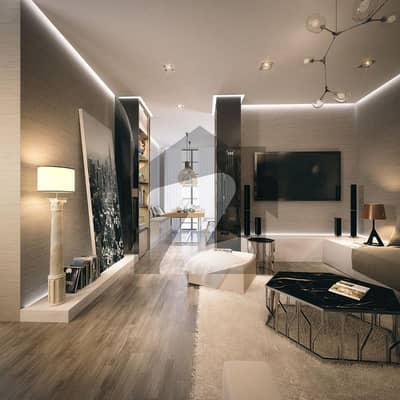 1 Bed Apartment For Sale In Tauheed Heights Bahria Town Lahore