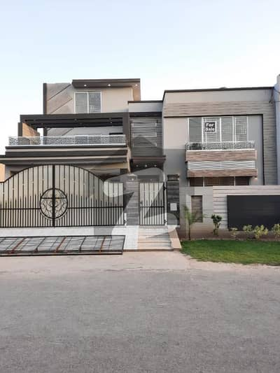 20 Marla Newly Build Luxury House Is Up For Sale