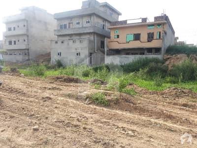 آئی ۔ 14 اسلام آباد میں 7 مرلہ رہائشی پلاٹ 1.15 کروڑ میں برائے فروخت۔