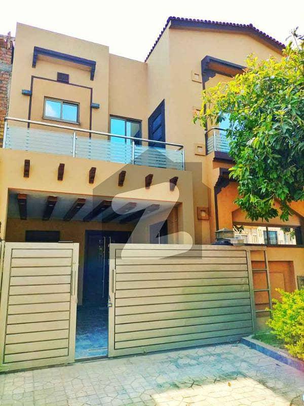 5 Marla brand new designer house for sale