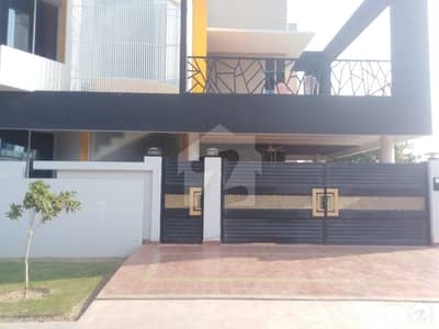 9 Marla Corner Double Storey House For Sale