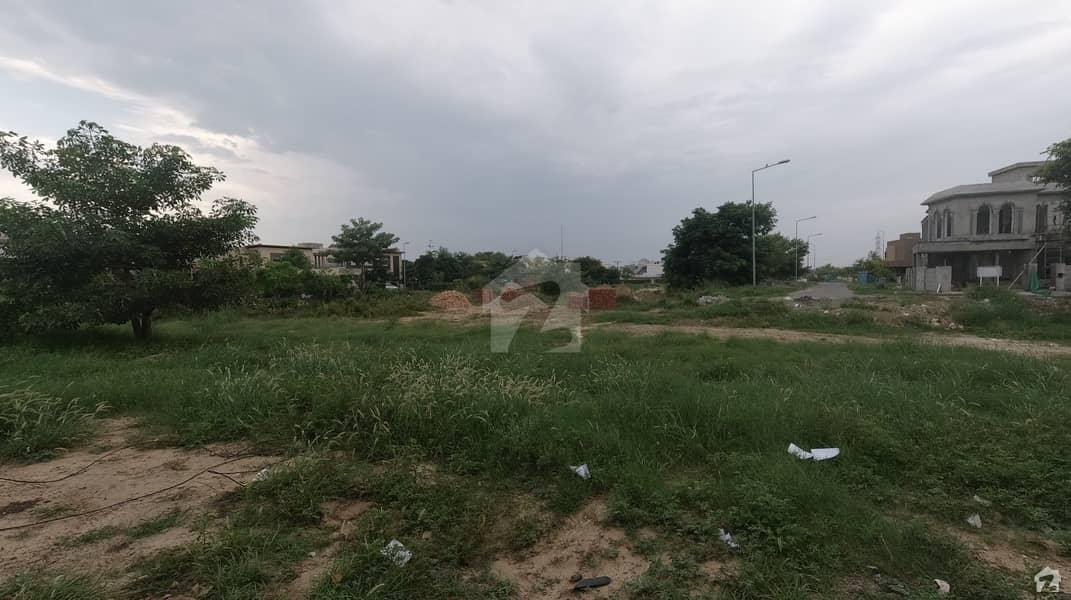 ڈی ایچ اے فیز 5 - بلاک بی فیز 5 ڈیفنس (ڈی ایچ اے) لاہور میں 10 مرلہ رہائشی پلاٹ 2.5 کروڑ میں برائے فروخت۔