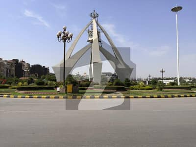 7 Marla Plot Boulevard Corner With 6 Marla Extra Land Paid In Category A Is Available For Sale In Bahria Town Phase 8, Overseas-2, Rawalpindi
