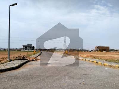 1 Kanal Plot Is Available For Sale In Bahria Town Phase 8, Sector F-4, Rawalpindi