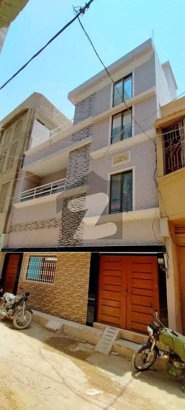 کورنگی ۔ سیکٹر 51-اے کورنگی کراچی میں 4 کمروں کا 5 مرلہ مکان 1.65 کروڑ میں برائے فروخت۔