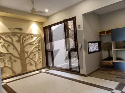 120 Yrd Brand New Ultra Modern Style Double Storey Bungalow For Rent With Full Basement