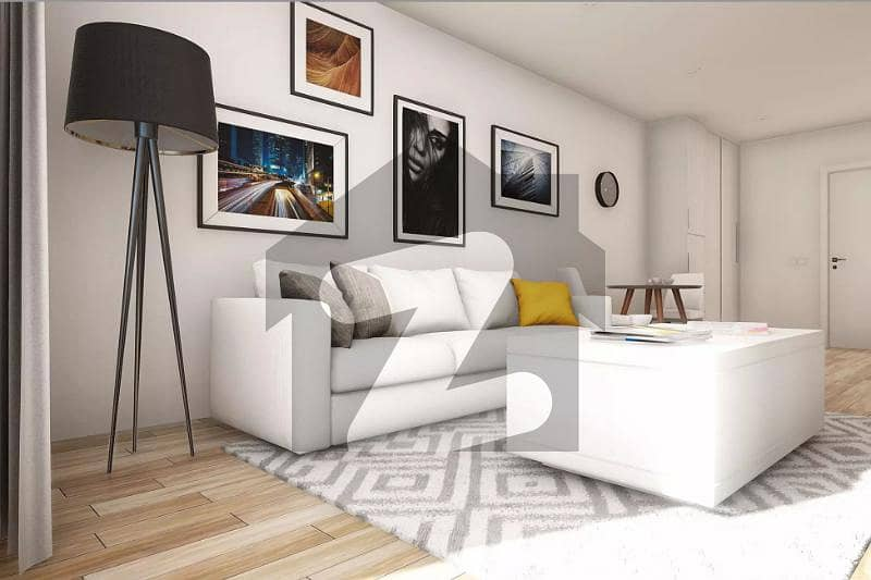 One Bed Flat For Sale In Rafi Block Bahria Town Lahore