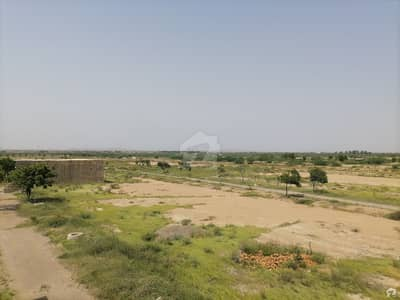 Own A Residential Plot In 120 Square Yards Karachi