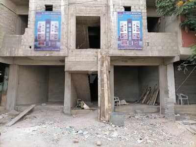 Flat For Sale In Gadap Town