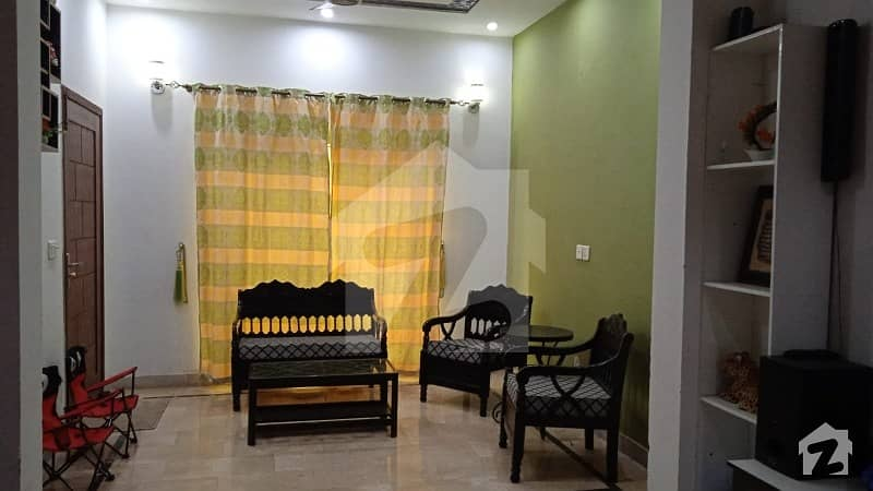 Think Real Estate Group offer 4 Marla home  doubal Story facing park full furnish in hafeez garden phase 1 for sale