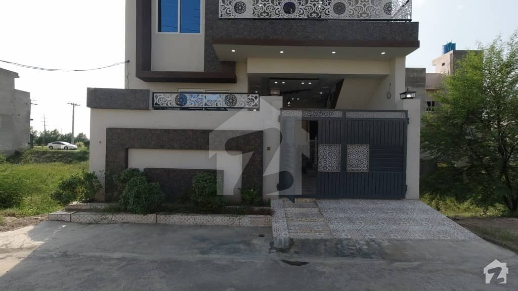 5 Marla House In Stunning Al-Hamd Garden Available For Sale