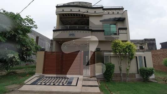 بسم اللہ ہاؤسنگ سکیم ۔ بلاک اے بسم اللہ ہاؤسنگ سکیم لاہور میں 8 مرلہ مکان 2.15 کروڑ میں برائے فروخت۔