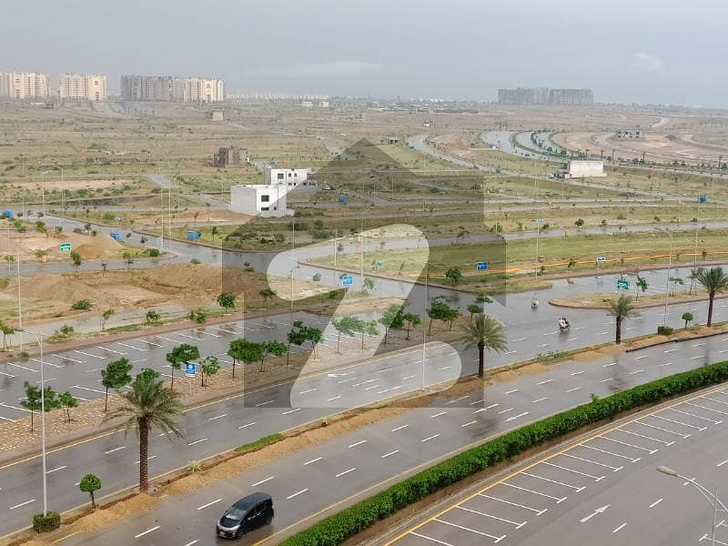 New Deal Bahria Greens 75 Yards Plot For Sale In Bahria Town Karachi