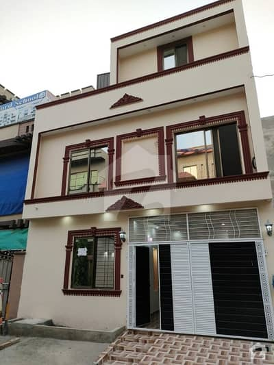 5 Marla Double story Beautiful house in shadab Garden