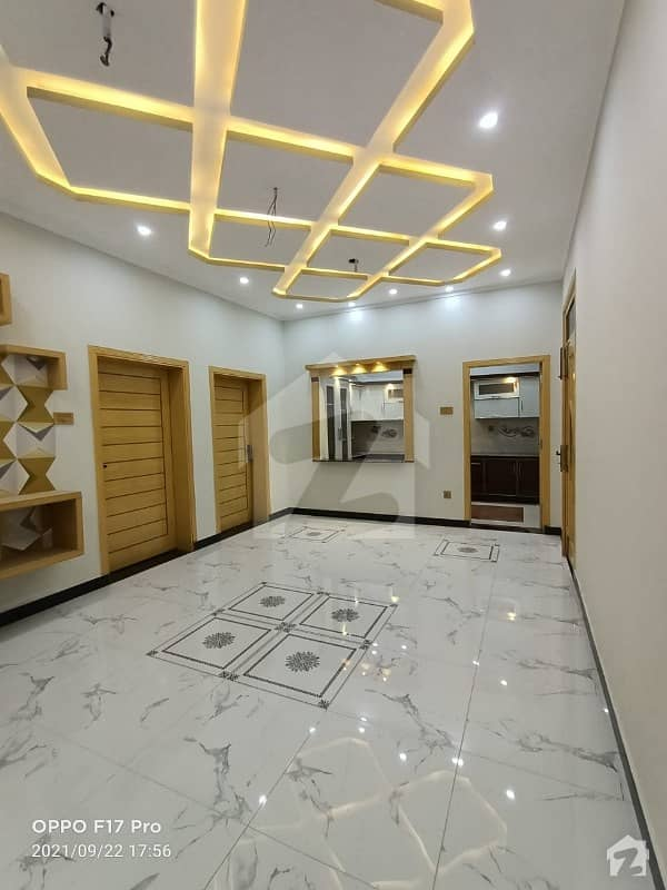 5.25 Marla House For Sale At Officer Garden Colony
