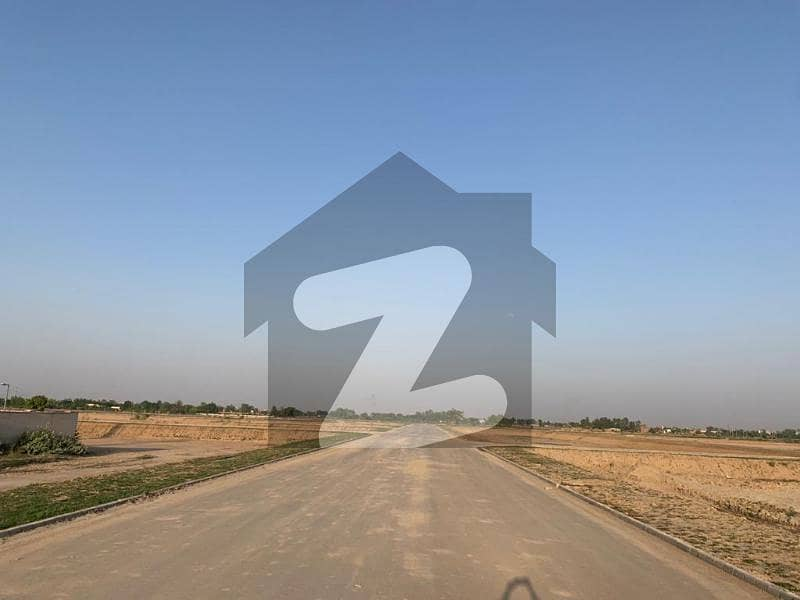 10 Marla Residential Plot For Sale At LDA City Phase 1 Block L, At Prime Location. A Reasonable Price