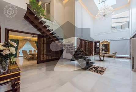 Full Basement Full Furnished Top Class Design Brand New Luxury Palace