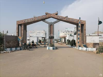 Safely Secure A Commercial Plot In Pir Gul Hassan Town At Best Price