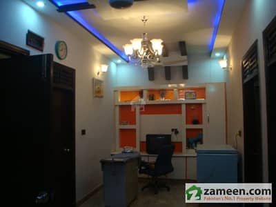 Urgently Sale New Condition 120 Sq Yards Proper Double Storey Heart Of Locality House