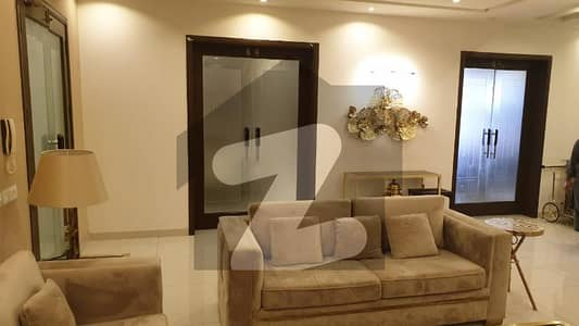 Beautiful Furnished Upper Portion For Rent In Dha Lahore