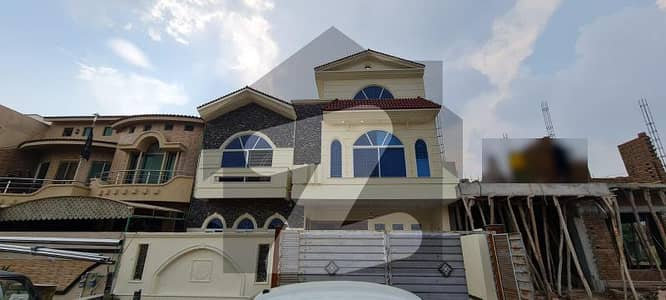 35x70 Double Storey House Is Available For Sale
