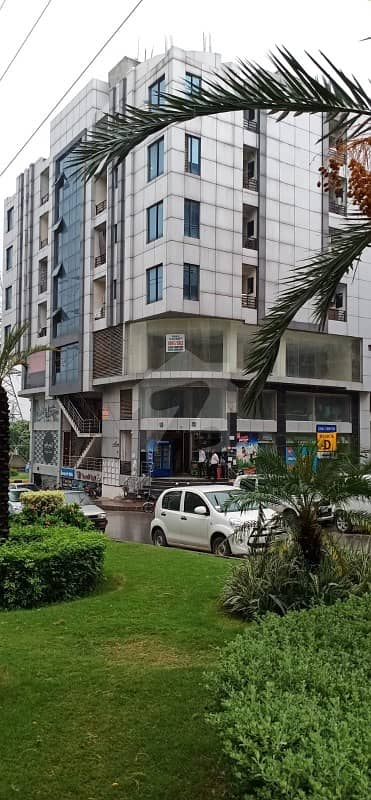 Flat In Bahria Town - Civic Centre Best Option