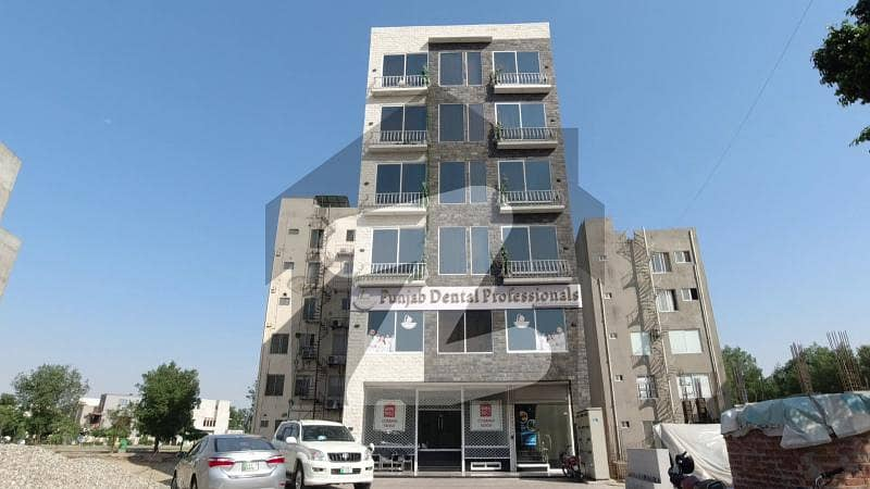 266 Sq Feet Studio Is Available For Sale In Bahria Town