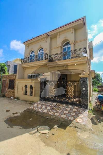 Mazhar Munir Design 4 Marla Brand New Spanish Style House For Sale In Sadaat Town Bedian Road Lahore