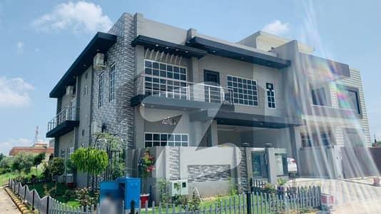 10 Marla 35x70 Corner House For Sale T&t Echs-f-17