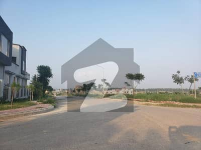 10 Marla Heighted Location Plot For Sale