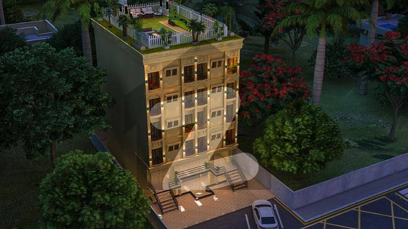 Meraas Arcade 2 Bed Apartment For Sale In Mumtaz City Islamabad