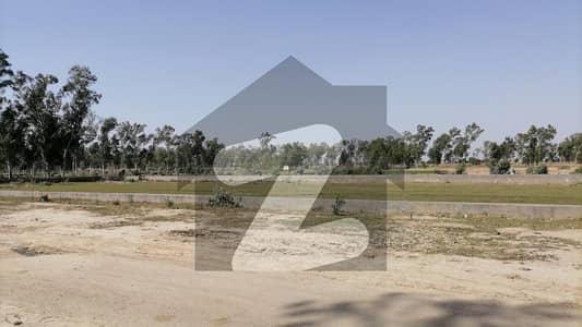 گورنمنٹ آفیسرز کوآپریٹیو ہاؤسنگ سوسائٹی لاہور میں 1 کنال رہائشی پلاٹ 35 لاکھ میں برائے فروخت۔