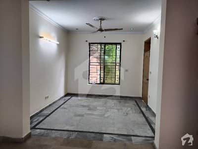 5 Marla Double Storey House Available For Rent In Block J3 Of Johar Town