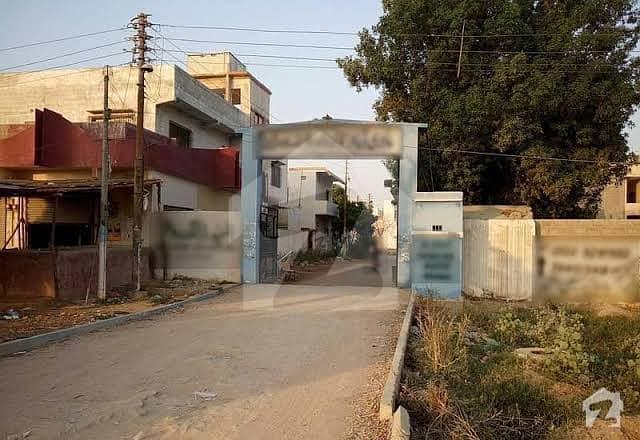Hadiabad Society Sector 51 Main Super Highway Scheme 33 Karachi